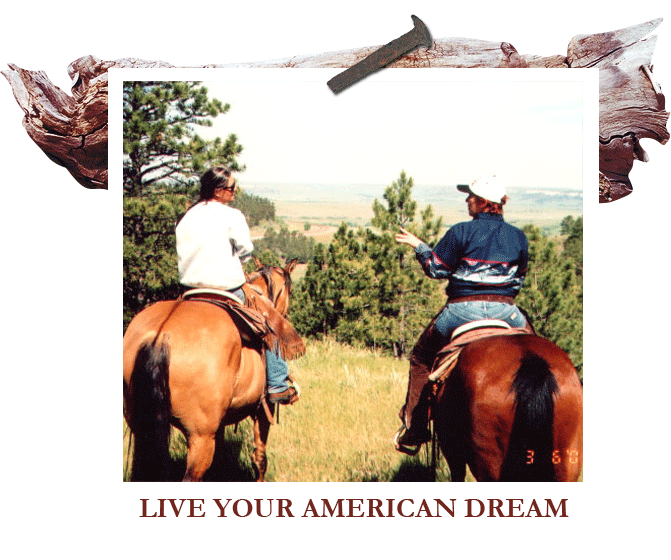 Live your American Dream